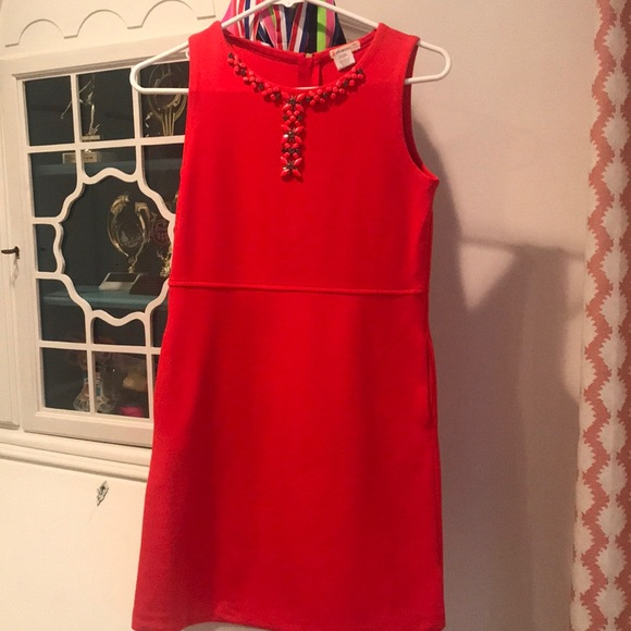 Crewcuts Other - Crew Cuts red dress
